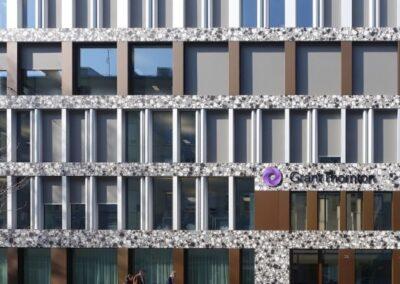 Zürich, Claridenstrasse 35 (Geschäftshaus «Stiftung Balzan»)