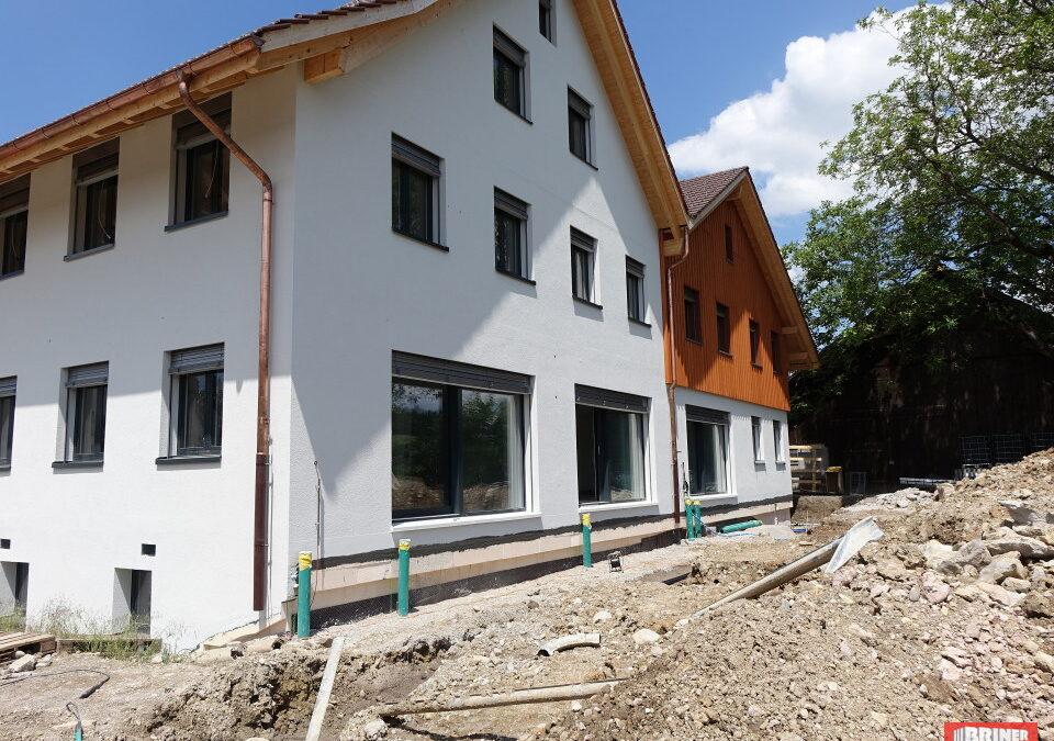 An-/ Umbau Gossau Zürich