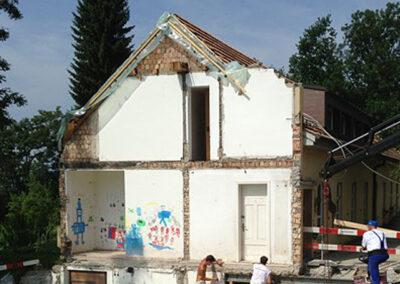 Umbau + Neubau, Meilen