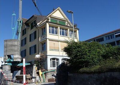 Anbau, Kreuzstrasse, Stäfa Zürich