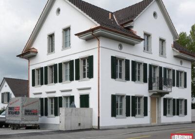 Umbau + Sanierung Seestrasse, Männedorf Zürich