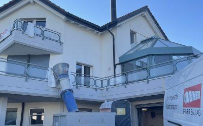 Nuolen Ochsenbodenweg-Umbau EFH